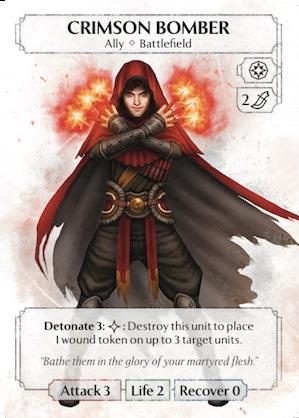 Crimson Bomber