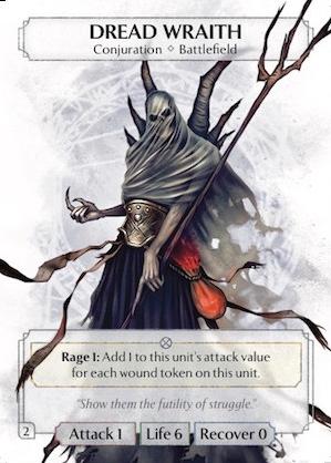 Dread Wraith