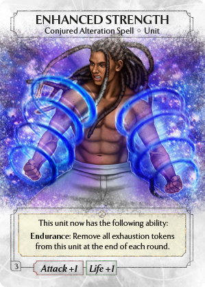 Enhanced Strength