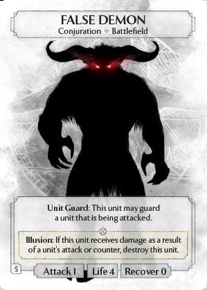 False Demon