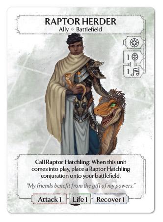 Raptor Herder