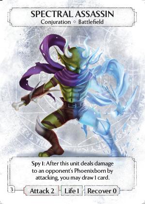 Spectral Assassin