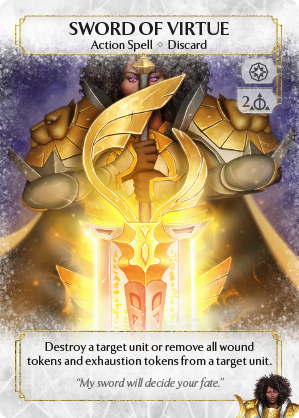 Sword Of Virtue